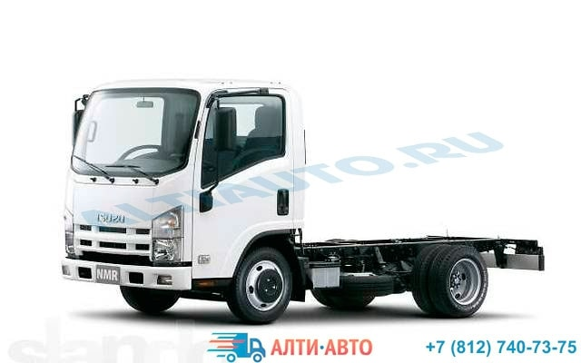 Isuzu ELF 3.5 (NMR85)